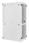 RS Accessories - Rack panel - side - white - 42U