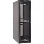 RS Enclosure Server - Rack - cabinet - black - 42U