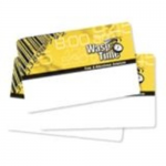 Time Employee Time Cards Seq 1-50 - Barcode card (pack of 50) - for WaspTime BC100 Barcode Time Clock
