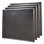Schneider Electric Galaxy VM Dust Filter Kit Wide Power Cabinet - For Power Supply - Remove Dust - 23.6 inch Height x 21.7 inch Width x 13 inch Depth