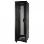 NetShelter SV 42U 600mm Wide x 1200mm Deep Enclosure with Sides Black - 19 inch 42U Wide - Black
