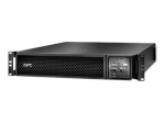 Smart-UPS SRT - UPS (rack-mountable) - AC 208 V - 4.25 kW - 5000 VA - Ethernet 10/100 RS-232 USB - output connectors: 4 - black
