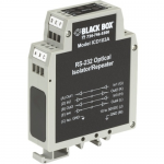 Box DIN Rail Repeater with Opto-Isolation RS-232