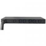 Basic Rack 6-Outlets 22kW PDU - 6 x IEC 60320 C19 - 22kW - 1U Rack-mountable
