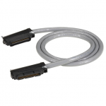 25-FT. CAT5E TELCO CABLE MALE/F EMALE-END