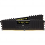 16GB 2X288 2133MHZ DDR4 DIMM VENGEANCE LPX HEAT SPREADER BLACK