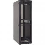 RS Enclosure Server - Rack - cabinet - black - 45U