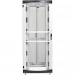 RS Enclosure Server - Rack - cabinet - black - 52U