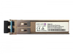Alcatel-Lucent - SFP (mini-GBIC) transceiver module - GigE - 1000Base-LX - LC single-mode - up to 6.2 miles
