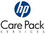 Electronic HP Care Pack Next Business Day Call To Repair Hardware Support with Defective Media Retention Post Warranty - Extended service agreement - parts and labor - 1 year - on-site - 9x5 - repair time: next business day - for Color LaserJet CM3530 MFP