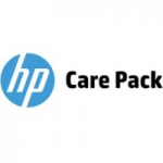 Electronic HP Care Pack Next Business Day Call To Repair Hardware Support with Defective Media Retention - Extended service agreement - parts and labor - 3 years - on-site - 9x5 - repair time: next business day - for Color LaserJet Enterprise M855dn M855
