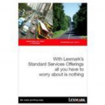 LexRepair - Extended service agreement - parts and labor - 3 years (years: 2nd - 4th) - on-site - response time: NBD - for Lexmark X646ef X646em X646es