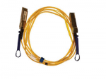FDR Active Optical Cable - InfiniBand cable - QSFP - QSFP - 66 ft - fiber optic
