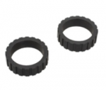 Paper tray feed tire (pack of 2) - for Lexmark E260 E360 E460 E462 ES460 X264 X363 X364 X463 X464 X466 XS463