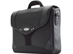 Select Nylon 14.1 inch to 15.4 inch Laptop Briefcase - Notebook carrying case - 14.1 inch / 15.4 inch - black charcoal
