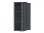 Net-Access S-Type Cabinet - Rack - cabinet - black RAL 9005 - 48U