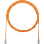 TX6-28 Category 6 Performance - Patch cable - RJ-45 (M) to RJ-45 (M) - 5 ft - UTP - CAT 6 - booted halogen-free snagless stranded - orange