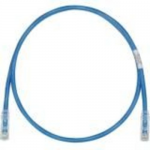 TX6-28 Category 6 Performance - Patch cable - RJ-45 (M) to RJ-45 (M) - 30 ft - UTP - CAT 6 - booted halogen-free snagless - blue