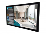 3M PROJECTED CAPACITIVE (PCAP) OVERLAY FOR THE V484/P484. SUPPORTS 80 POINTS OF TOUCH ZERO BEZEL FLAT FRONT ULTRA-FAST RESPONSE TIME THERMOPLASTIC SEAL TEMPERED GLASS