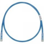 TX6 PLUS - Patch cable - RJ-45 (M) to RJ-45 (M) - 8 ft - UTP - CAT 6 - booted snagless stranded - blue