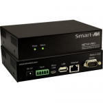 THE NET-IP-PRO IS AN RS-232 CONTROL MODULE THAT ALLOWS MANY SMARTAVI PRODUCTS I
