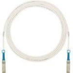 SFP+ Direct Attach Passive Cable Assemblies - Direct attach cable - SFP+ to SFP+ - 10 ft - twinaxial - white