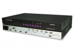 4-PORT HDMI USB KVM REAL-TIME MULTIVIEWER AND KVM SWITCH WITH PIP/QUAD/FULL MOD