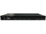 4PORT HDMI STEREO AUDIO RS-232 REAL-TIME MULTIVIEWER