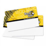 Time Employee Time Cards Seq 51-100 - Barcode card (pack of 50) - for WaspTime BC100 Barcode Time Clock