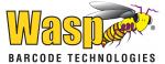 Barcode - Holster bag for barcode reader - for Wasp DR2 DR3 DR4