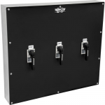 UPS Maintenance Bypass Panel for SUT40K - 3 Breakers - Bypass switch - 150 A - AC 120/208 V - 3-phase 4 Wire delta