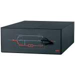 Service Bypass Panel - Bypass switch (rack-mountable) - AC 230 V - output connectors: 10 - black - for Smart-UPS RT 10000VA