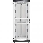 RS Enclosure Server - Rack - cabinet - white - 48U