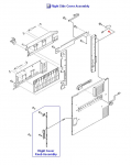 Cable assembly - Grounding cable for tray 1