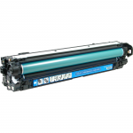 Toner Cartridge - Replacement for HP (CE271A) - Cyan - Laser - 15000 Page