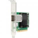 842QSFP28 - Network adapter - PCIe 3.0 x16 - 100 Gigabit QSFP28 x 1 - for ProLiant DL360 Gen10 DL380 Gen10 DL385 Gen10 DL580 Gen10 XL270d Gen10
