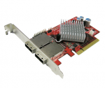 8PORT 6GB SATA/SAS PCIE DUAL SFF-8088