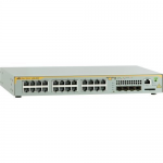 AT x230-28GT - Switch - L3 - managed - 24 x 10/100/1000 + 4 x SFP - desktop rack-mountable wall-mountable