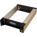Diamond Hard Drive Frame - 1 x 3.5 inch - 1/3H - Serial ATA - Internal - Black