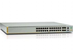 AT x510L-28GP - Switch - L3 - managed - 24 x 10/100/1000 (PoE+) + 4 x 10 Gigabit Ethernet (on Demand) / 1 Gigabit Ethernet SFP+ - rack-mountable - PoE+ (185 W) - TAA Compliant