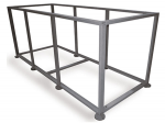 UNIFLAIR FLOORSTAND 36IN NON-ADJUSTABLE FRAME SIZE3