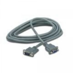 Serial extension cable - DB-9 (M) to DB-9 (F) - 15 ft - gray - for P/N: AP9624 BK350EIX545 G35T40KHS SC450R1X542 SN1000 SUA5000RMI5U SUA500PDRI-S