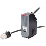 IT Power Distribution Module - Automatic circuit breaker (plug-in module) - AC 208 V - output connectors: 1 - black - for P/N: PDPM100F-M PDPM100L6F-M SY50K100F SY60K100F SY70K100F SY80K100F SY90K100F