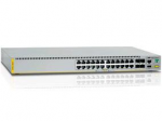 AT x510L-28GT - Switch - L3 - managed - 24 x 10/100/1000 + 4 x 10 Gigabit Ethernet (on Demand) / 1 Gigabit Ethernet SFP+ - rack-mountable