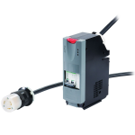 IT Power Distribution Module - Automatic circuit breaker (plug-in module) - AC 208 V - output connectors: 1 - black - for P/N: PDPM100F-M PDPM100L6F-M SY50K100F SY60K100F SY70K100F SY80K100F SY90K100F