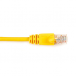 Box CAT6 Value Line Patch Cable Stranded Yellow 2-ft. (0.6-m)  5-Pack - Category 6 for Network Device - 2 ft - 5 Pack - 1 x RJ-45 Male Network - 1 x RJ-45 Male Network - Yellow