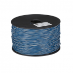 CROSS-CONNECT WIRE 1-PAIR WHITE /BLUE WITH BLUE 1000-FT. SPOOL