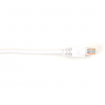 Box CAT5e Value Line Patch Cable Stranded White 4-ft. (1.2-m)  25-Pack - Category 5e for Network Device - 4 ft - 25 Pack - 1 x RJ-45 Male Network - 1 x RJ-45 Male Network - White