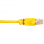 Box CAT6 Value Line Patch Cable Stranded Yellow 25-ft. (7.5-m)  5-Pack - Category 6 for Network Device - 25 ft - 5 Pack - 1 x RJ-45 Male Network - 1 x RJ-45 Male Network - Yellow