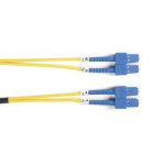 Box Single-Mode Value Line Patch Cable SC-SC 1-m (3.2-ft.) - Fiber Optic for Network Device - 3.28 ft - 2 x SC Male Network - 2 x SC Male Network - Yellow
